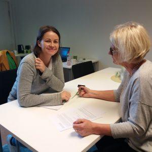 Cimson Henkilöstöpalvelut Anna Lähteenmäki Mona Sandström Henkilöstövuokraus rekrytointi Helsinki Uusimaa pääkaupunkiseutu