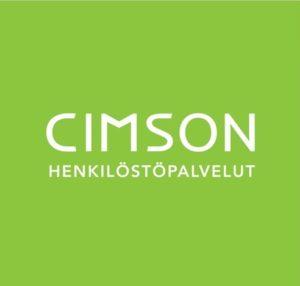Cimson Henkilöstöpalvelut logo rekrytointi henkilöstövuokraus