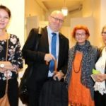 Työministeri Lindström vierailulla