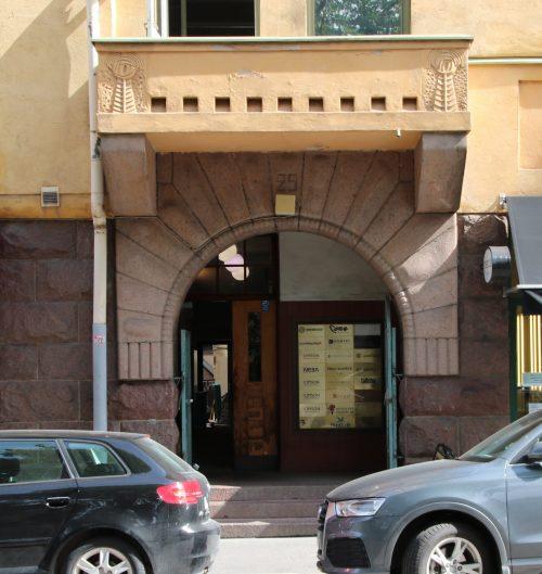 Helsingin toimisto Annankatu 9 Henkilöstövuokraus rekrytoimnti
