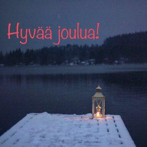 Hyvää joulua! Toivottaa Cimson Henkilöstöpalvelut Helsinki Tampere Henkilöstövuokraus Rekrytointi